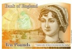 New 10 pound note