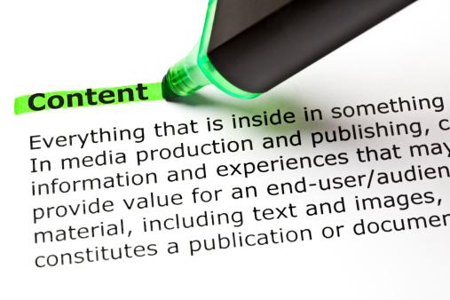 Content Definition