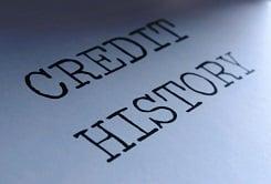 Credit history