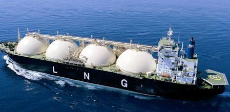 US natural gas