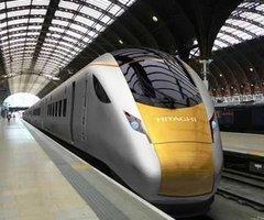 Hitachi rail systems