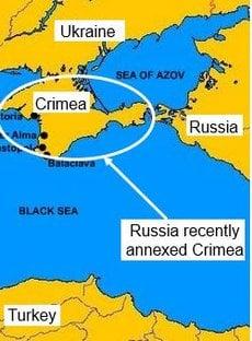 Russian Crimean crisis