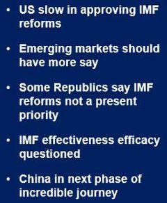 IMF reforms