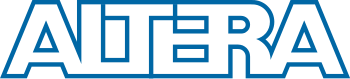 altera corporation logo