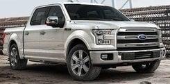 Pick up truck aluminum