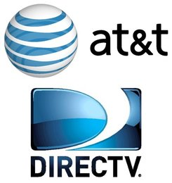AT&T DirecTV takeover