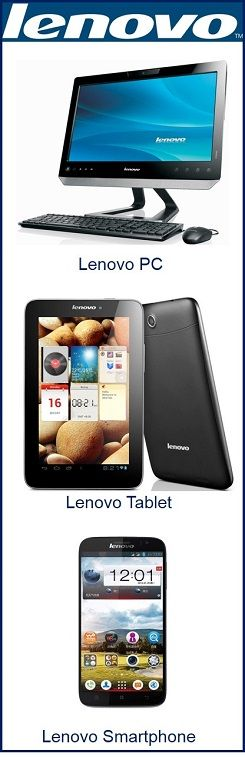 Lenovo profits